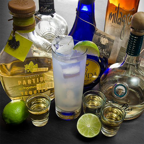 Tequila and cinco de mayo raise your spirits for Party drinks with tequila